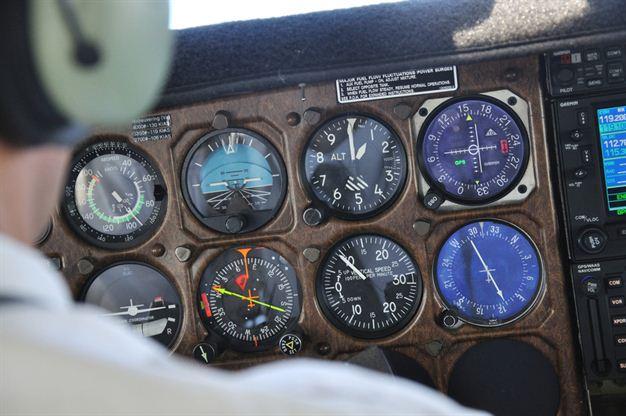 Flight Instructor instrument rating