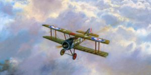 Dutch Kindelberger - Heros in flight