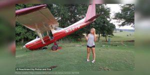 Student Emergency Plane Landing