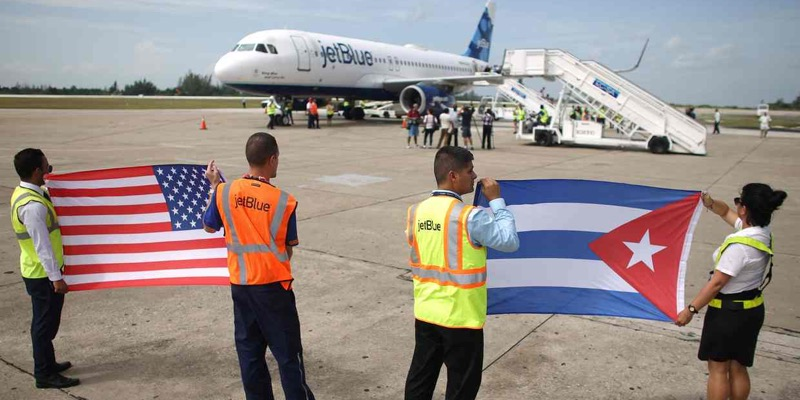 US-Cuba flights