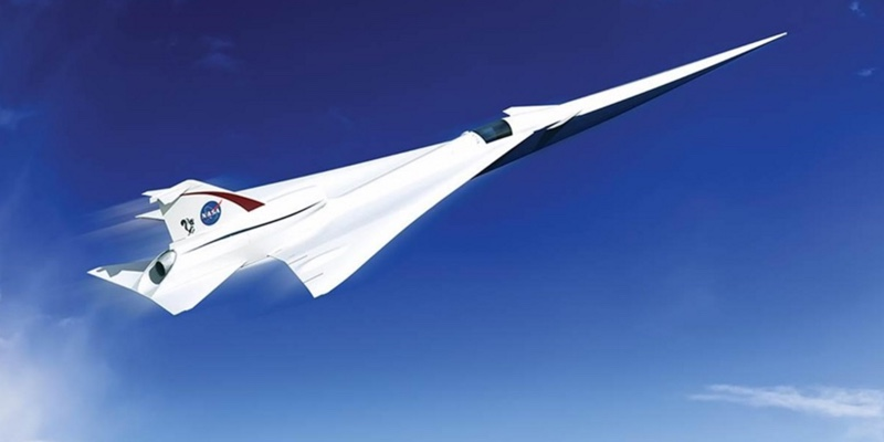 Boomless supersonic flight