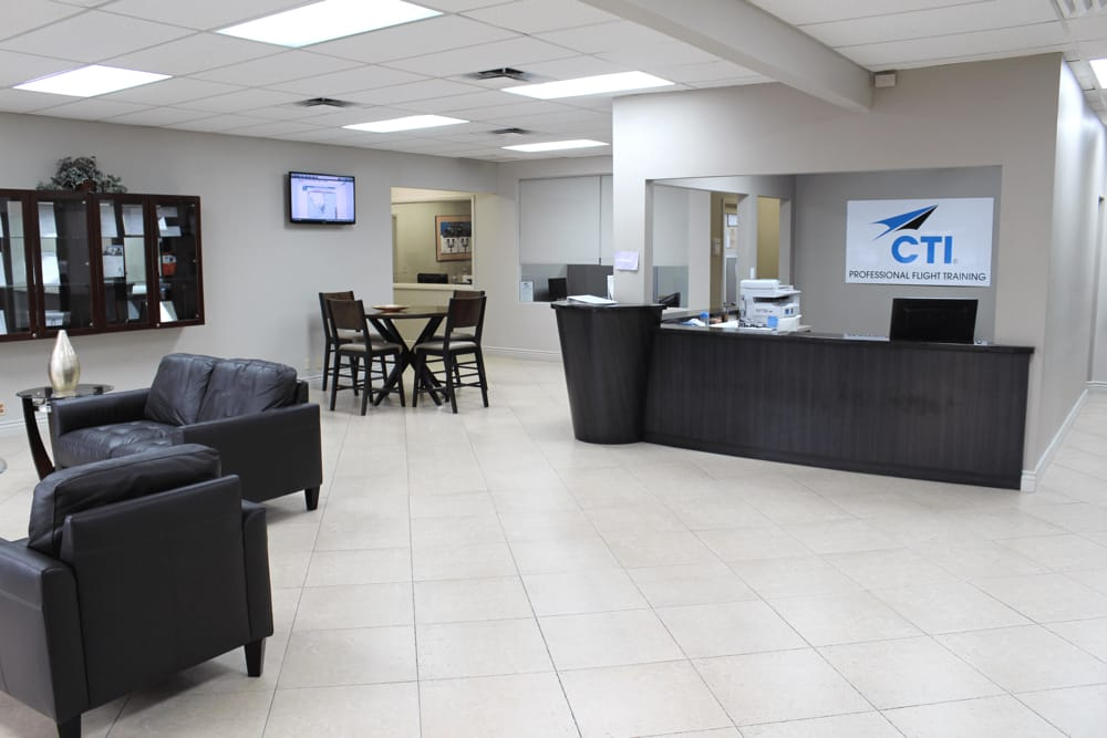 Image of CTI's Florida Lobby