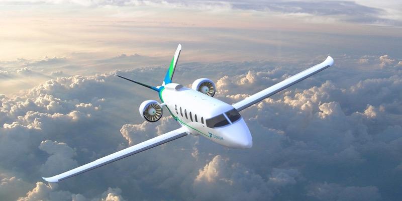 Hybrid-electric flight