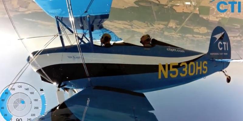 Biplane Discovery Flight