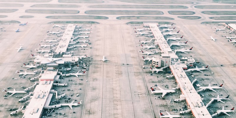 America's busiest airports